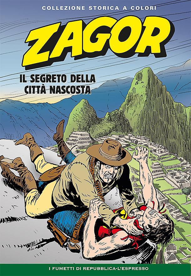 Collezione Storica a Colori Zagor (Ristampa) - Pagina 19 15090010
