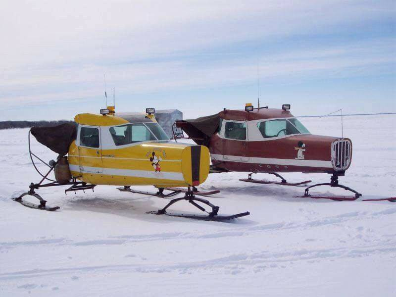 Airboats and Snow Planes 039e3a10