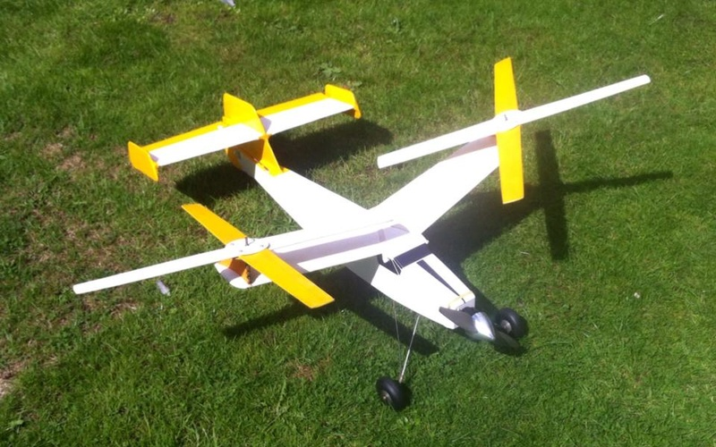 Cox engined Autogyro 36588210