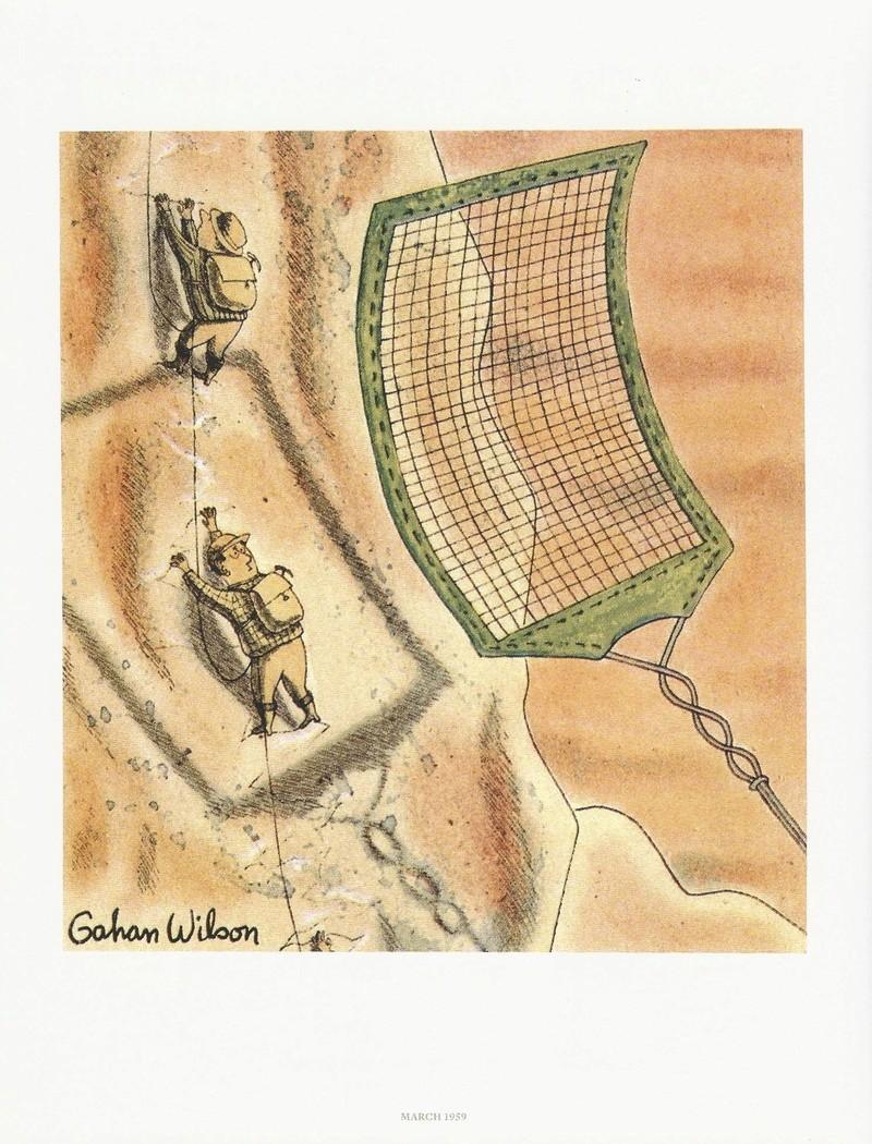 Gahan Wilson Cartoons 856fcb10