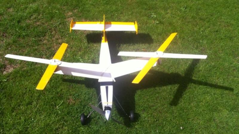 Cox engined Autogyro 91566e10