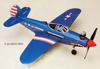 Cox p39 Airacobra Fa656810