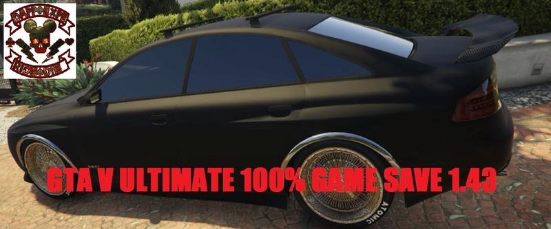 GTA V ULTIMATE 100% GAME SAVE 1.43 Gta_v_11
