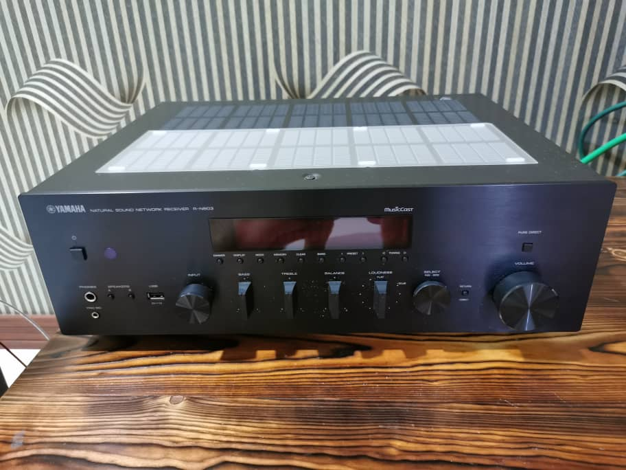 Yamaha R-N803 all-in-one stereo receiver (SOLD) Whatsa10