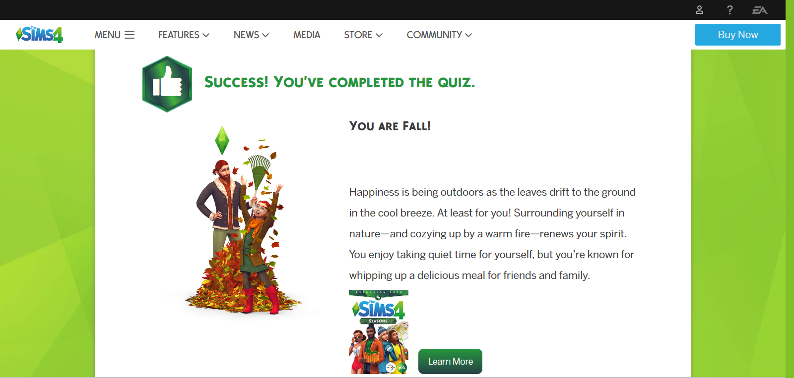Sims 4 Seasons! 22 June 2018 Screen12