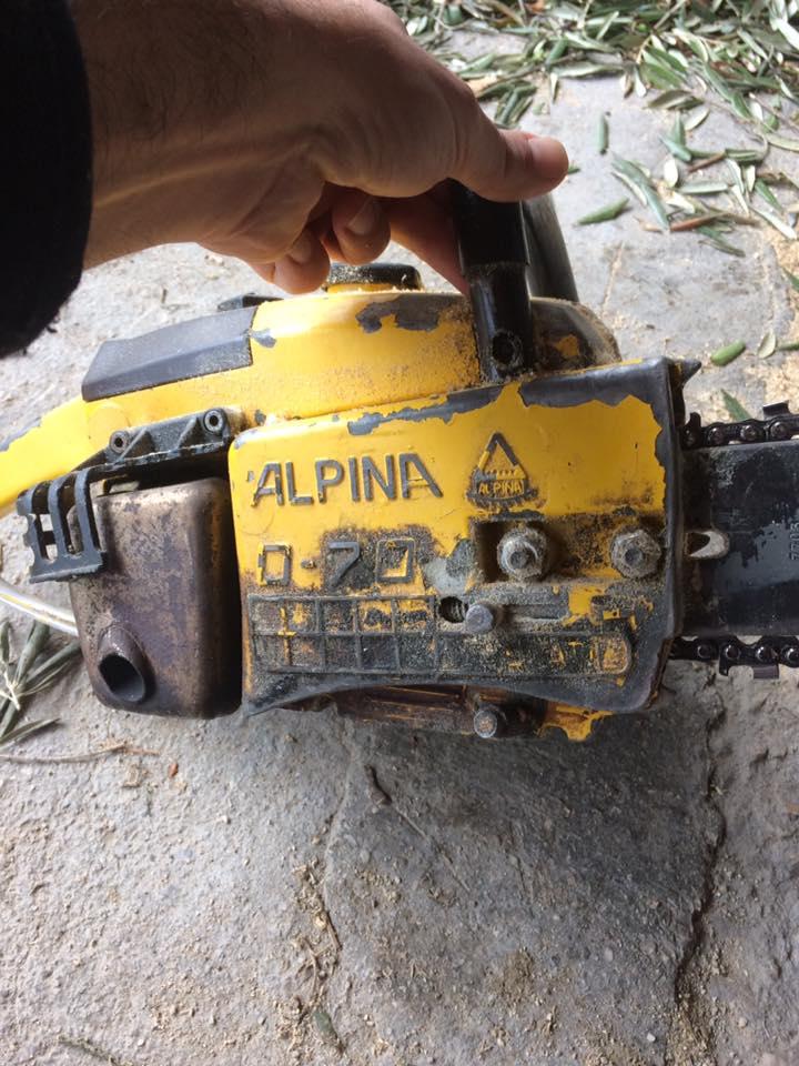 Alpina 0-70 per taglio lungo vena 23843310