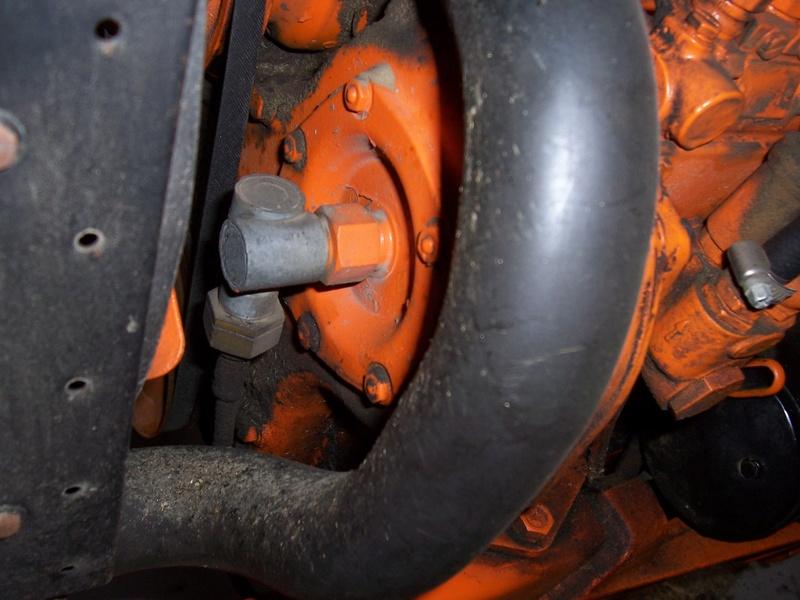 Comment replacer un câble de compteur sur un Renault Super 5 D 00712