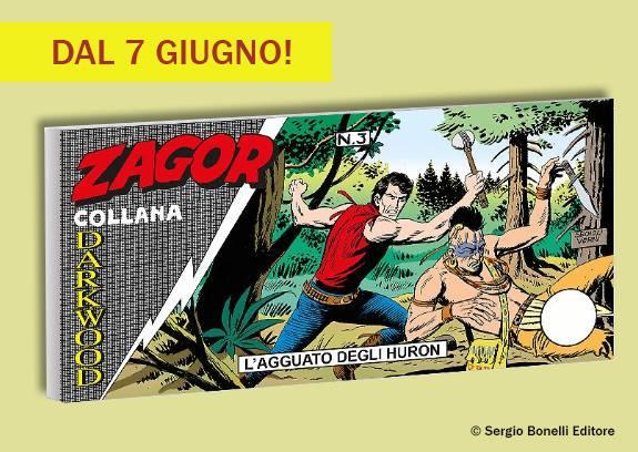 Il battello dei misteri (Zagor a striscia n.1/2/3/4/5/6) 34581610