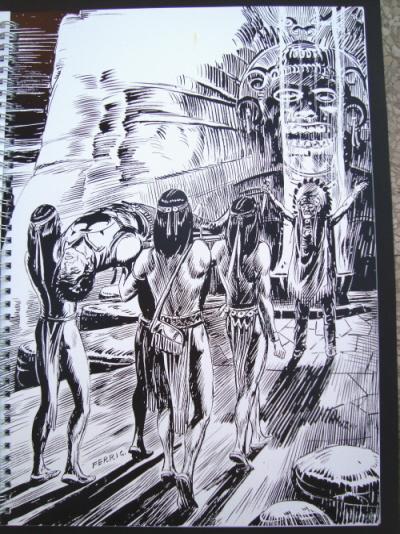 Gallieno Ferri disegnatore - Pagina 12 Portfo11