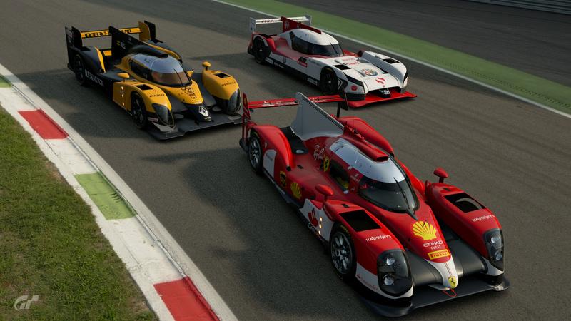 GT Sport et répliques de F1 47648810