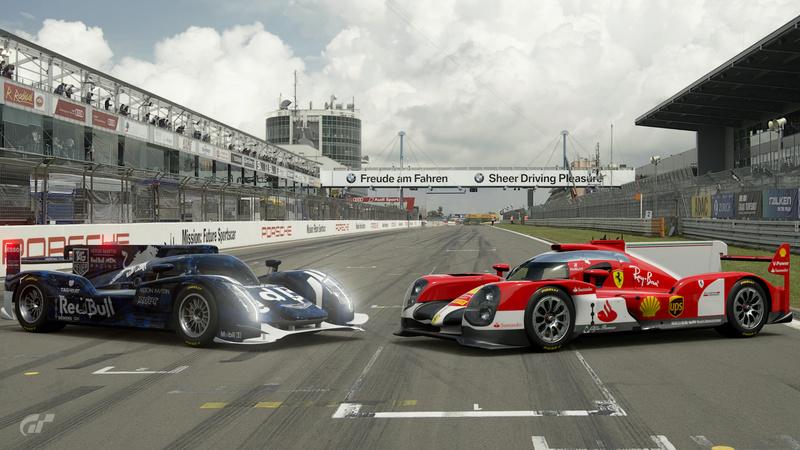 GT Sport et répliques de F1 49090210