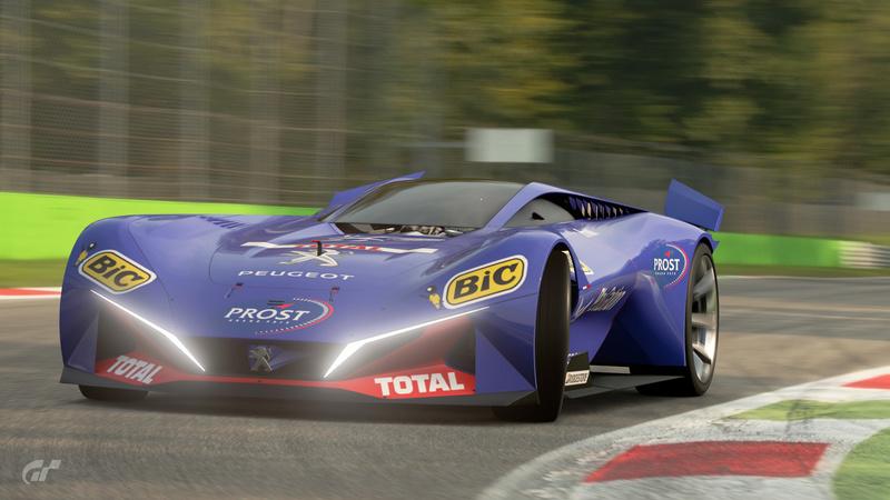 GT Sport et répliques de F1 60624810