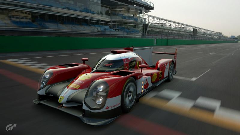 GT Sport et répliques de F1 61970210