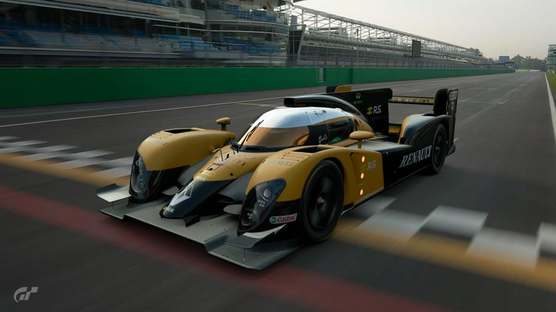 GT Sport et répliques de F1 61975810