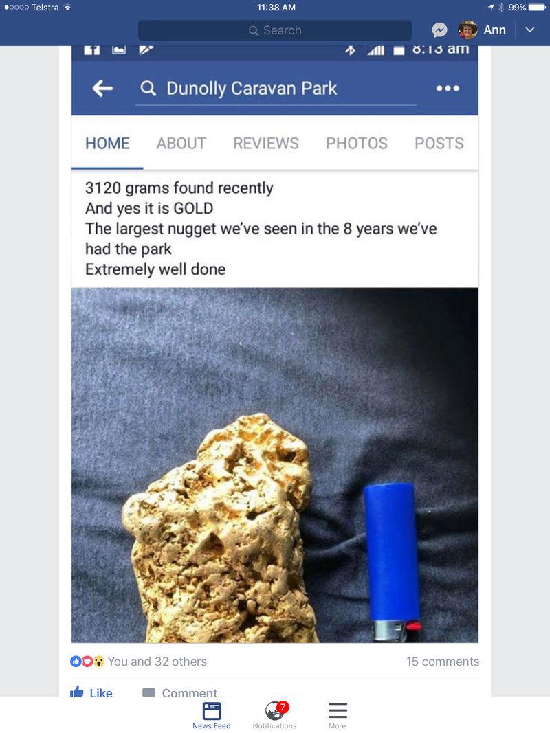 Large Nugget Find. Image11