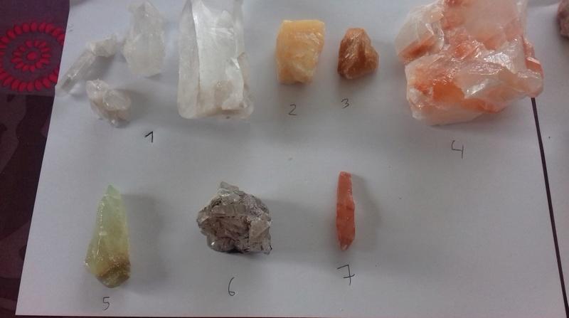 Besoin d'aide identifications de ma collection de minéraux 110