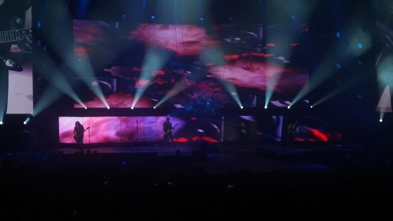 Scorpions en concert le 24 Mars  2018 Zenith d'Auvergne 20180331