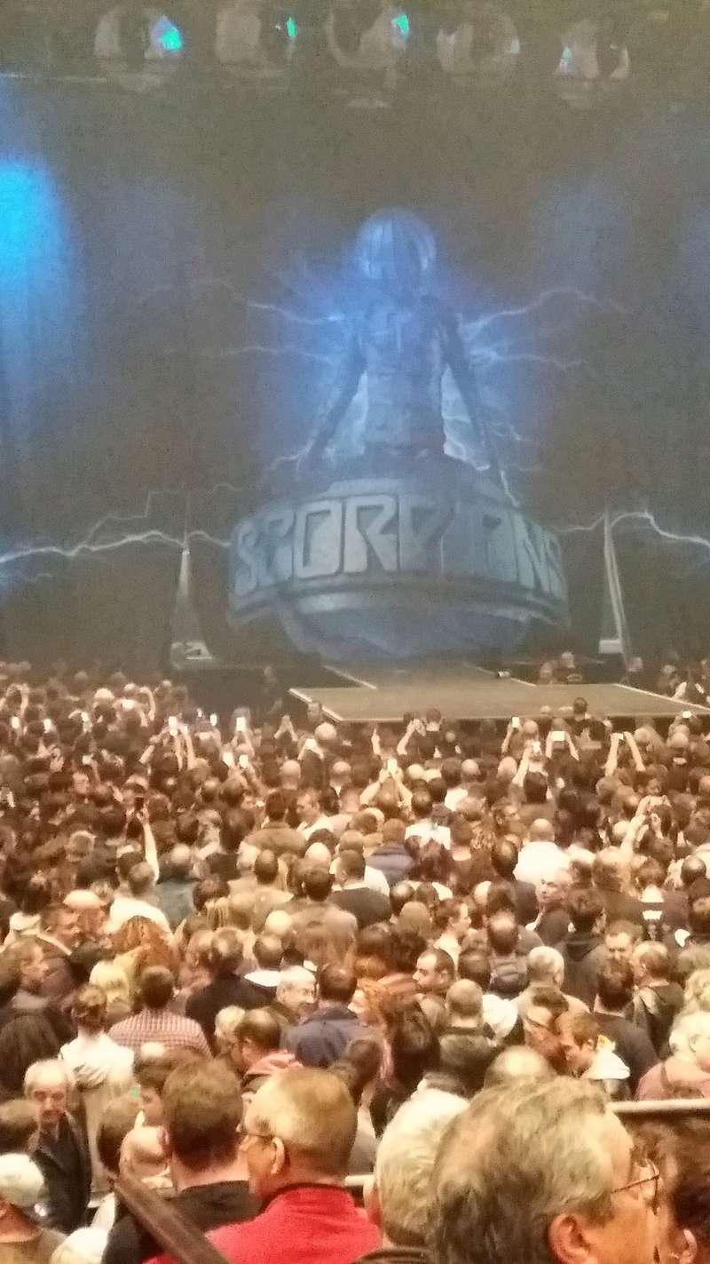 Scorpions en concert le 24 Mars  2018 Zenith d'Auvergne 20180333
