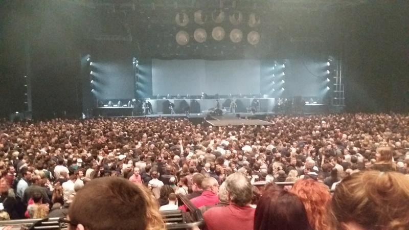 Scorpions en concert le 24 Mars  2018 Zenith d'Auvergne 20180334