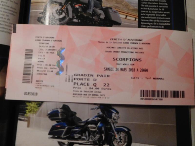 Scorpions en concert le 24 Mars  2018 Zenith d'Auvergne Dscn3411