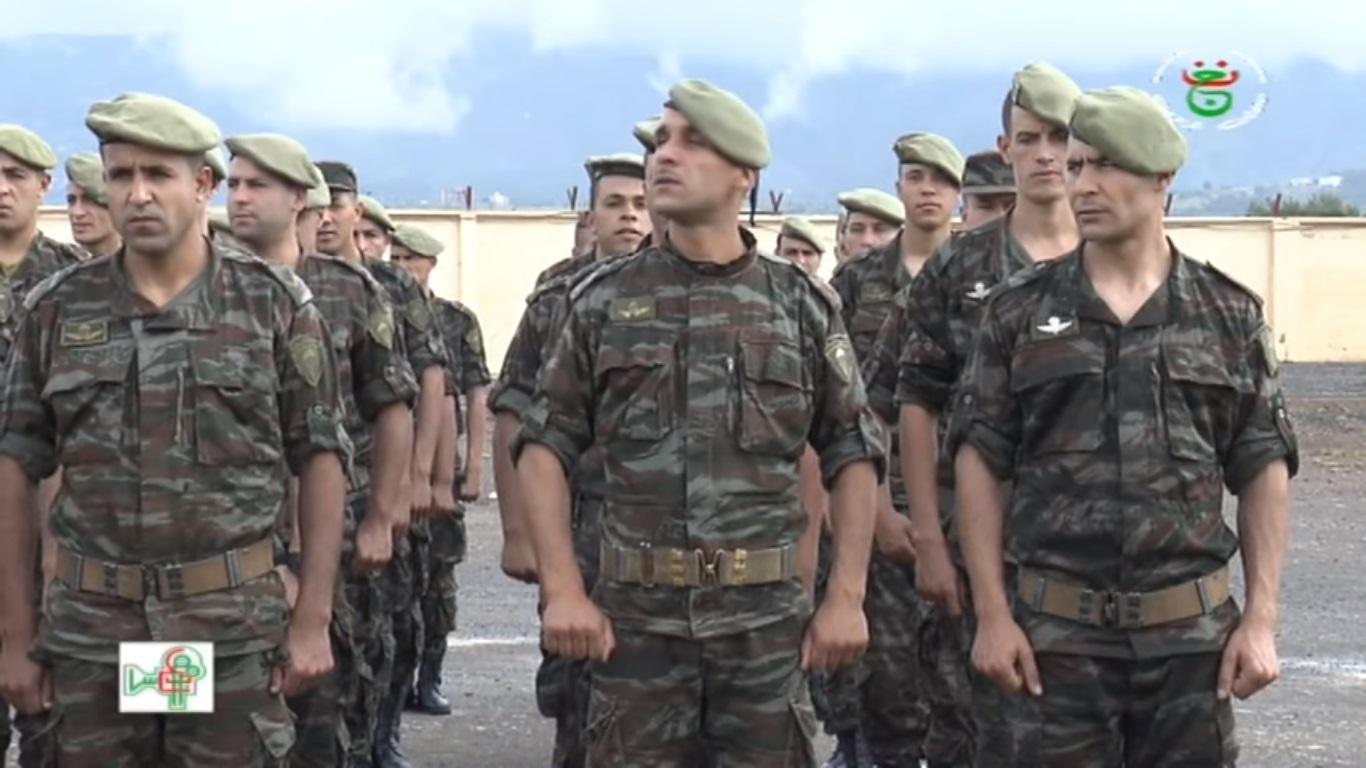 موسوعة الصور الرائعة للقوات الخاصة الجزائرية - صفحة 64 Yuty10