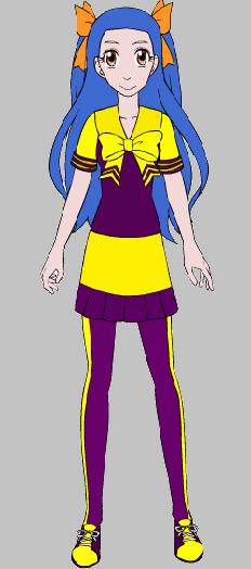 The Civilian Forms of the Galactic Guardians Senshi Duplic11