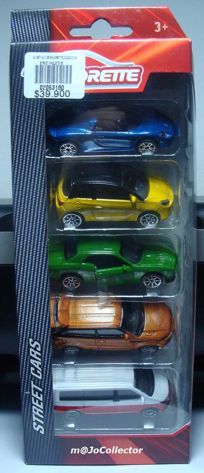 street cars ×5 203_4g10