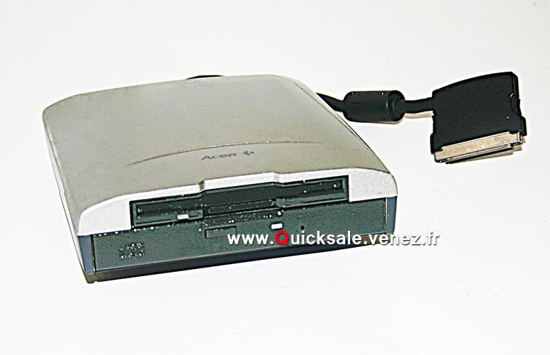 [VDS] Lecteur externe de disquettes et cd-rom Acer CF-2405-00 35€ Aqs11