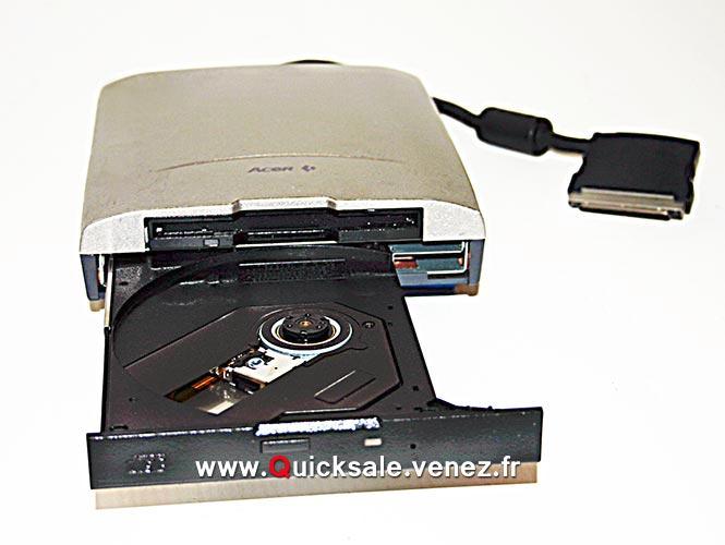 [VDS] Lecteur externe de disquettes et cd-rom Acer CF-2405-00 35€ Bqs11