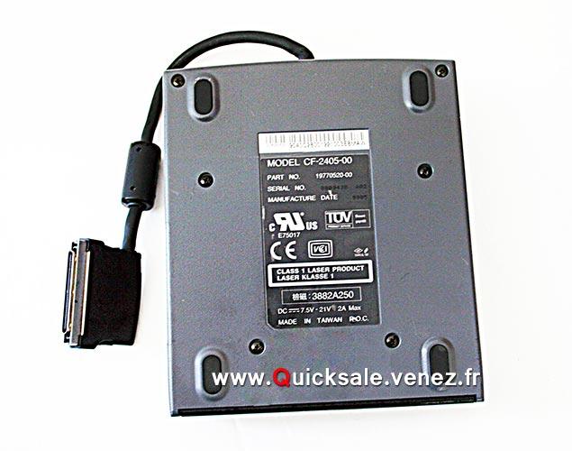 [VDS] Lecteur externe de disquettes et cd-rom Acer CF-2405-00 35€ Cqs10