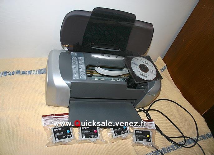 [VDS] Imprimante Epson stylus D88 20€ Epsqsb10