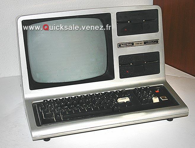 [VDS] Ordinateur Radio Shack TRS-80 -1985 Trs80a11