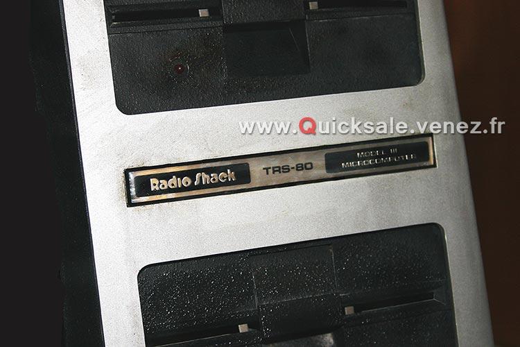 [VDS] Ordinateur Radio Shack TRS-80 -1985 Trs80b10