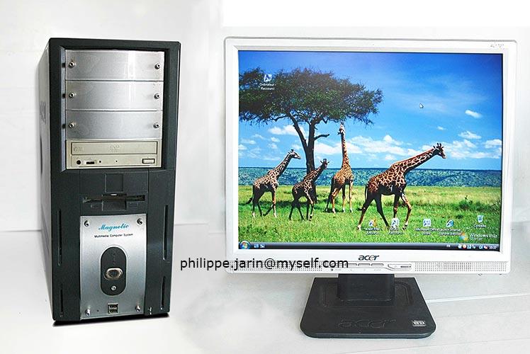 [VENDU] Tour ordinateur Windows Vista plus... Vistap10