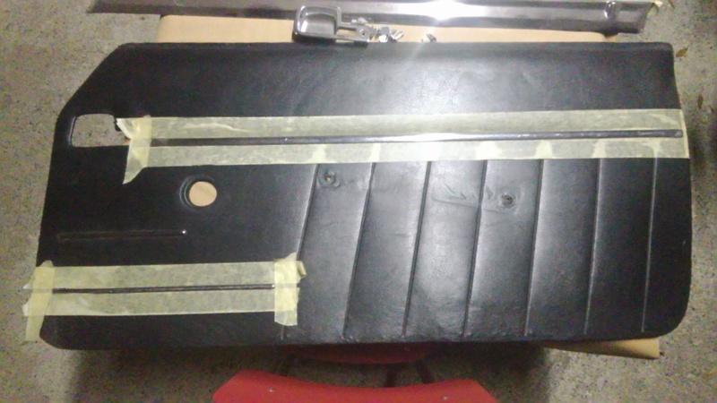 Pannelli intrni porte lancia  fulvia zagto I serie P_201811
