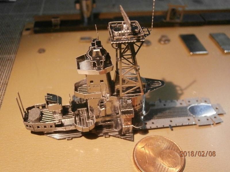 USS Missouri kit métal au 1/800 P2080013