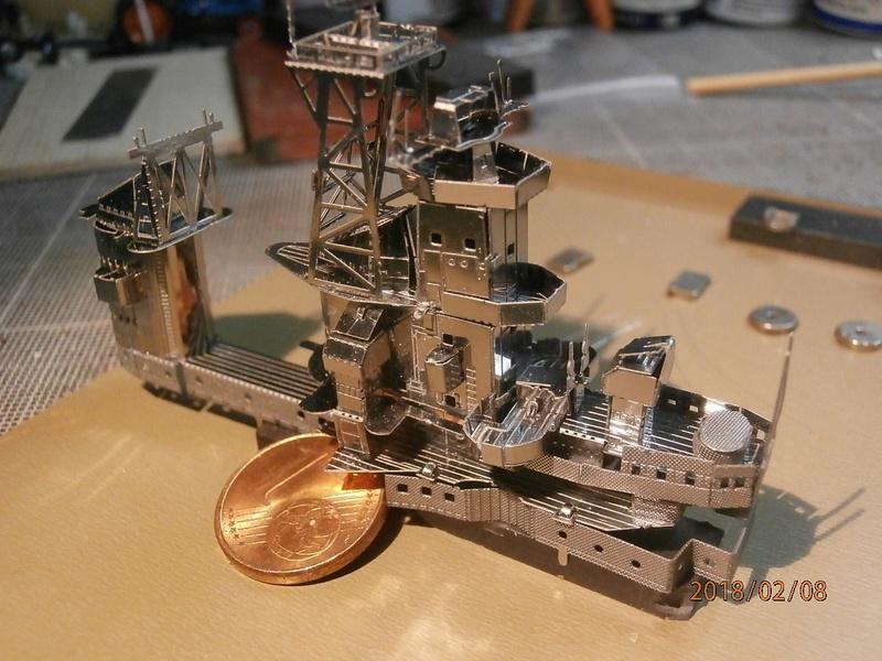 USS Missouri kit métal au 1/800 P2080015