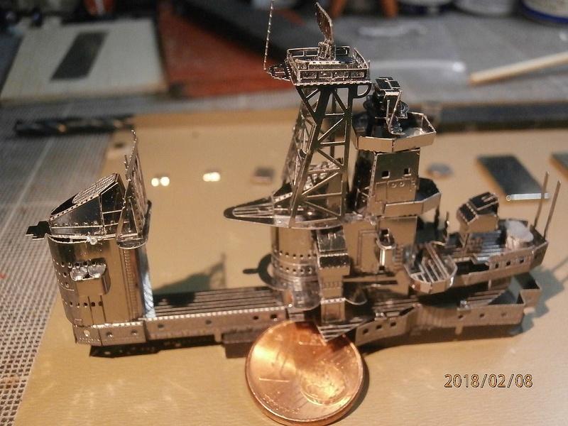 USS Missouri kit métal au 1/800 P2080017