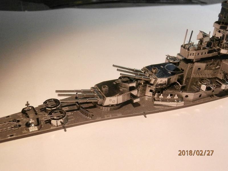 USS Missouri kit métal au 1/800 P2270110