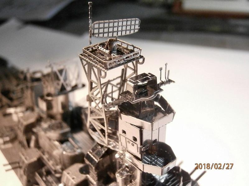 USS Missouri kit métal au 1/800 P2270111