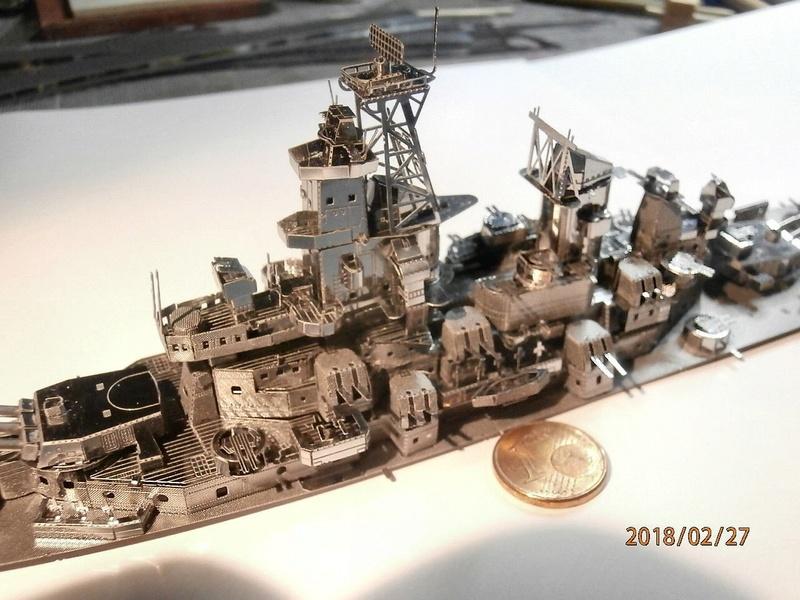 USS Missouri kit métal au 1/800 P2270112