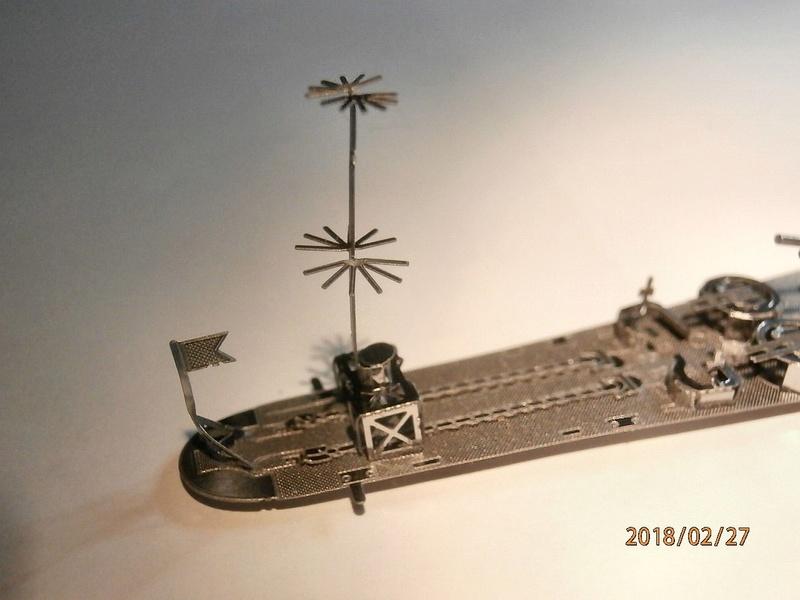 USS Missouri kit métal au 1/800 P2270115