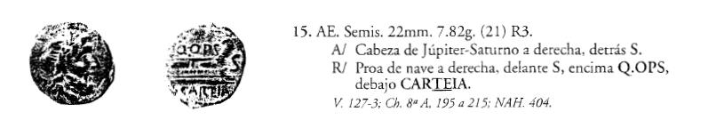 Semis de Carteia, famille. Clipbo30