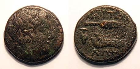 Bronze de la ligue étolienne ... Clipbo31