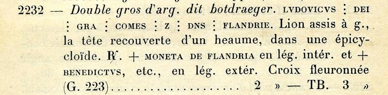 Double Gros de Louis II de Male, comté de Flandres ... Scan3410