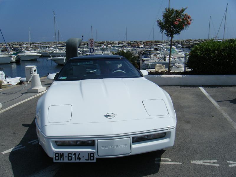 Début de recherche d'une C4 1984-1989 04210