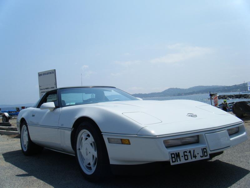 Début de recherche d'une C4 1984-1989 04512