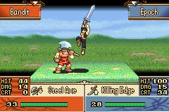 Fire Emblem: Fate of Cendria Battle10