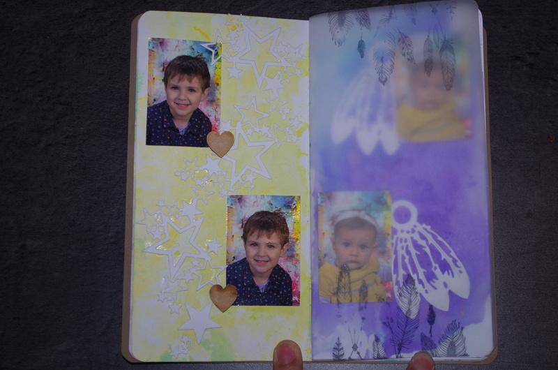 défi Mini Album, 2ème partie - Page 2 Imgp9923
