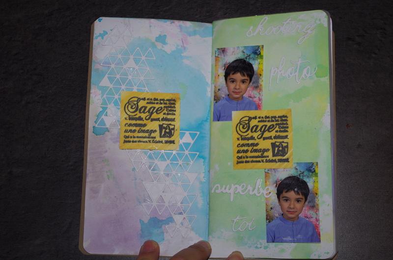 défi Mini Album, 2ème partie - Page 2 Imgp9924